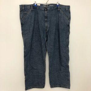 New Levi's men carpenter jeans size 52x32